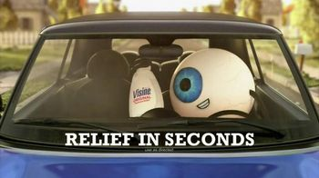 Visine Original Redness Reliever Eye Drops TV Spot, 'Irritating Dust' - Thumbnail 8