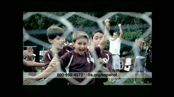 The Leukemia & Lymphoma Society TV Spot, 'Fútbol' [Spanish]