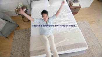Tempur-Pedic TV Spot, 'Naturally Comfortable' - Thumbnail 1