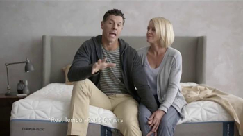 Tempur-Pedic TV Spot, 'Naturally Comfortable' - 5967 commercial airings