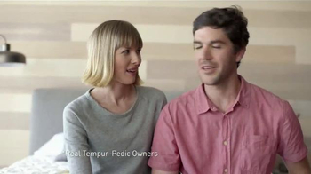Tempur-Pedic TV Spot, 'Naturally Comfortable' - Thumbnail 3