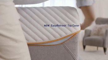 Tempur-Pedic TV Spot, 'Naturally Comfortable' - Thumbnail 4