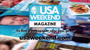 USA Weekend Magazine TV Spot - Thumbnail 5