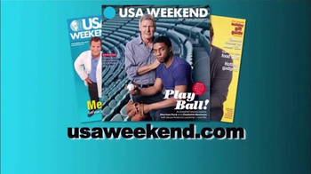 USA Weekend Magazine TV Spot - Thumbnail 1
