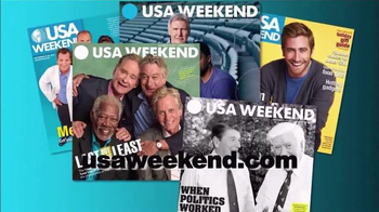 USA Weekend Magazine TV Spot - Thumbnail 2