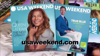 USA Weekend Magazine TV Spot - Thumbnail 4