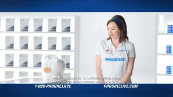 Progressive TV Spot, 'Piggy' - Thumbnail 4