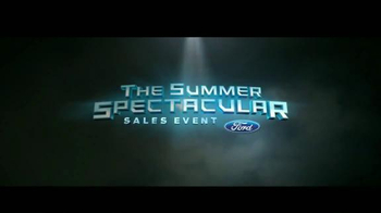 Ford Summer Spectacular Sales Event TV Spot, 'Now Playing' - Thumbnail 10