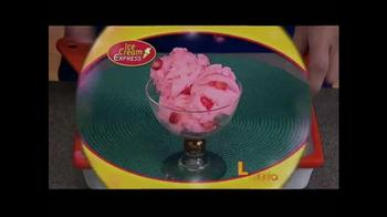 Ice Cream Express TV Spot
