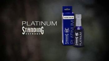 Code Blue Platinum Standing Estrous TV Spot - Thumbnail 9