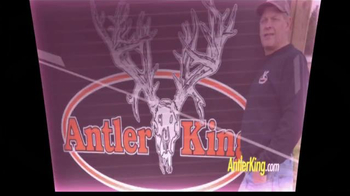 Antler King Apple Burst TV Spot, 'King of Deer Nutrition' - Thumbnail 1