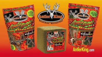 Antler King Apple Burst TV Spot, 'King of Deer Nutrition' - Thumbnail 9
