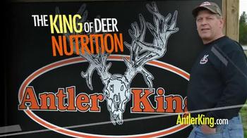 Antler King Apple Burst TV Spot, 'King of Deer Nutrition' - Thumbnail 2
