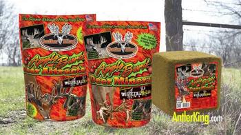 Antler King Apple Burst TV Spot, 'King of Deer Nutrition' - Thumbnail 4