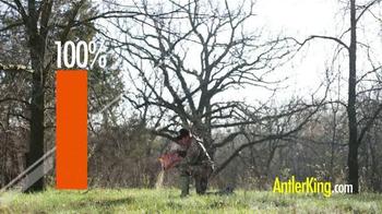 Antler King Apple Burst TV Spot, 'King of Deer Nutrition' - Thumbnail 5