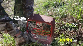 Antler King Apple Burst TV Spot, 'King of Deer Nutrition' - Thumbnail 7
