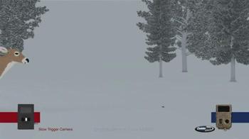Cuddeback Cameras TV Spot, 'Trigger Speed Challenge' - Thumbnail 3