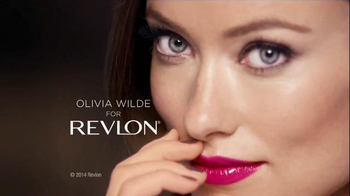 Revlon Colorstay Moisture Stain TV Spot Featuring Olivia Wilde - 1139 commercial airings