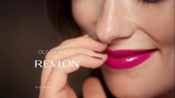Revlon Colorstay Moisture Stain TV Spot Featuring Olivia Wilde - Thumbnail 2