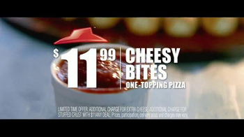 Pizza Hut Cheesy Bites TV Spot, 'Teenage Mutant Ninja Turtles' - Thumbnail 9