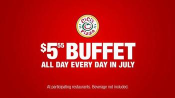 CiCi's Pizza Buffet TV Spot, 'Dreams Do Come True' - Thumbnail 6