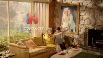 Hotels.com TV Spot, 'Awkward Moment' - Thumbnail 10