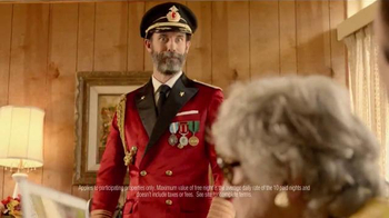 Hotels.com TV Spot, 'Awkward Moment' - Thumbnail 5