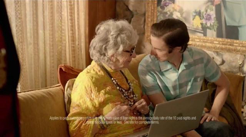 Hotels.com TV Spot, 'Awkward Moment' - 1489 commercial airings