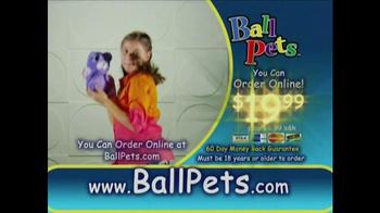 Ball Pets TV Spot, 'Roly Poly Plush Balls' - Thumbnail 10