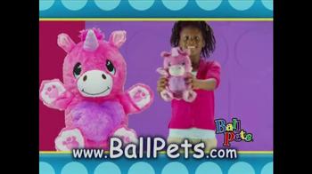 Ball Pets TV Spot, 'Roly Poly Plush Balls' - Thumbnail 2