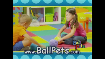 Ball Pets TV Spot, 'Roly Poly Plush Balls' - Thumbnail 3