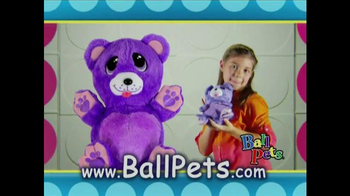 Ball Pets TV Spot, 'Roly Poly Plush Balls'