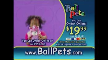 Ball Pets TV Spot, 'Roly Poly Plush Balls' - Thumbnail 9