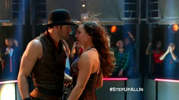 Step Up All In - 2530 commercial airings
