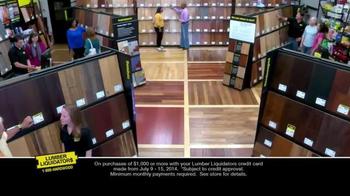 Lumber Liquidators TV Spot, '20% Off' - Thumbnail 10