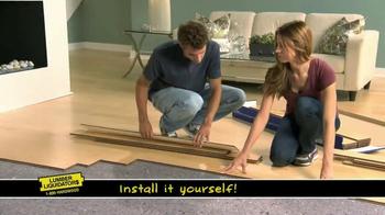 Lumber Liquidators TV Spot, '20% Off' - Thumbnail 3