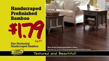 Lumber Liquidators TV Spot, '20% Off' - Thumbnail 5