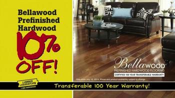 Lumber Liquidators TV Spot, '20% Off' - Thumbnail 8