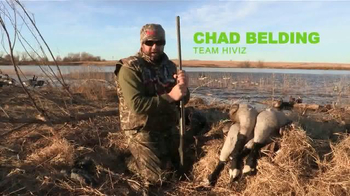 HiViz Sight Systems TV Spot, 'No Matter the Conditions' Featuring Chad Belding - Thumbnail 6