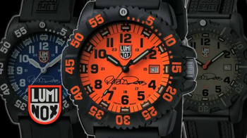 Luminox TV Spot - Thumbnail 1