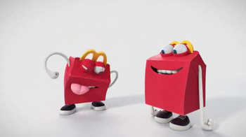 McDonald's Happy Meal TV Spot, 'Grab the Fun of Gogurt'