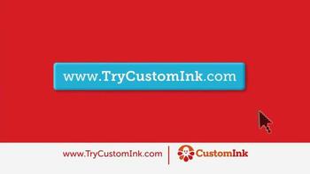 CustomInk TV Spot, 'Easy' - Thumbnail 1