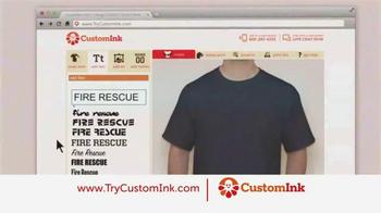 CustomInk TV Spot, 'Easy' - Thumbnail 2