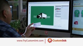 CustomInk TV Spot, 'Easy' - Thumbnail 4