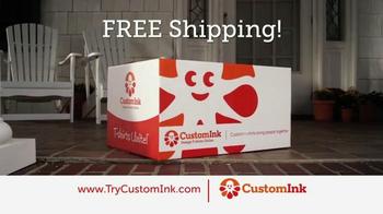 CustomInk TV Spot, 'Easy' - Thumbnail 6