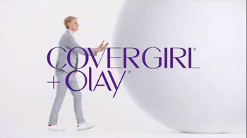 CoverGirl + Olay Facelift Effect TV Spot Featuring Ellen DeGeneres - Thumbnail 1