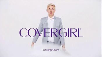 CoverGirl + Olay Facelift Effect TV Spot Featuring Ellen DeGeneres - Thumbnail 10