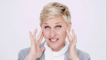 CoverGirl + Olay Facelift Effect TV Spot Featuring Ellen DeGeneres