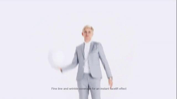 CoverGirl + Olay Facelift Effect TV Spot Featuring Ellen DeGeneres - Thumbnail 5