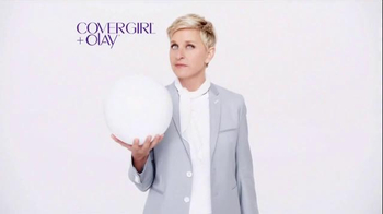 CoverGirl + Olay Facelift Effect TV Spot Featuring Ellen DeGeneres - Thumbnail 6